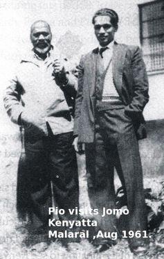 Kenyan Indians | Pio Gama Pinto | Source: Kenyaunsolved