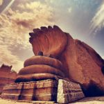 Hanging Pillars and Frescos – Gems of Quaint Lepakshi