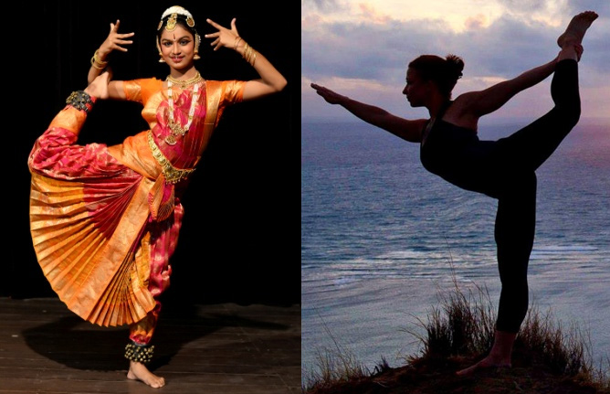 yoga mudras amp classical dances a �healthy� connection