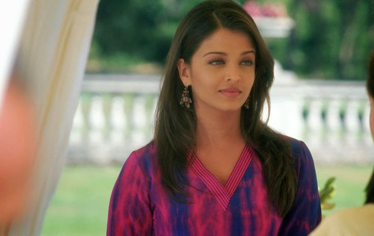 Aishwarya Rai as Lalita Bakshi from the movie Bride and Prejudice, a Bollywood-style adaptation of Pride and Prejudice Source: Fanpop