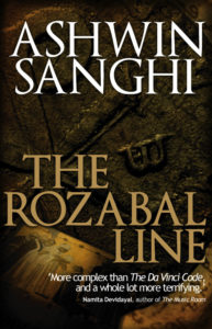 Ashwin-Sanghi - The Rozabal Line