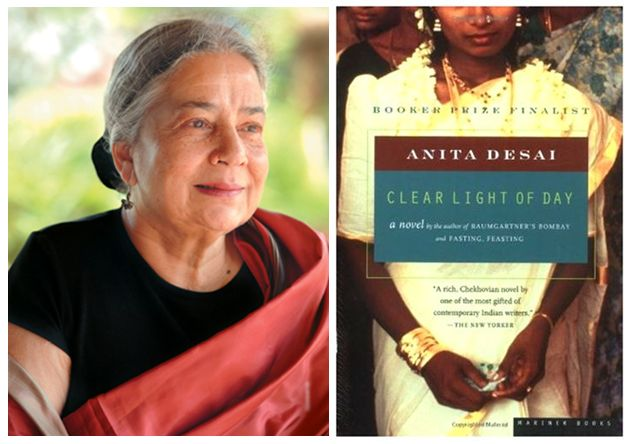 Anita Desai | Source: Goodreads & Harmony India