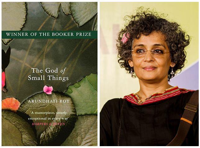 Arundhati Roy | Source: Goodreads & Wikipedia