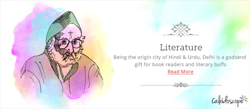Delhi-Books-and-Literature