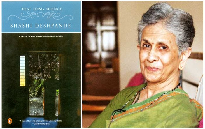 Shashi Deshpande | Source: Goodreads & Indian Express