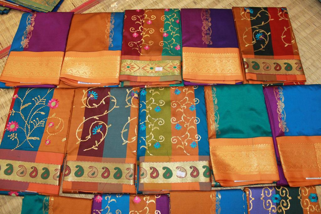 Tamil-Nadu-culture-Kanchipuram-Sarees