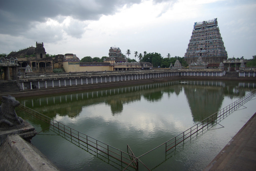 Tourist-place-in-Tamilnadu-The-Chidambaram-Temple