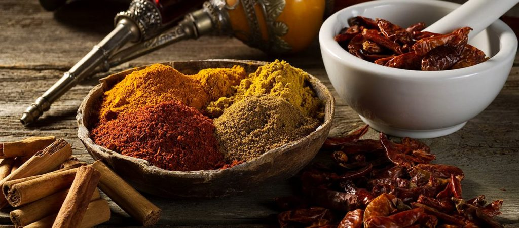 information on indian spices