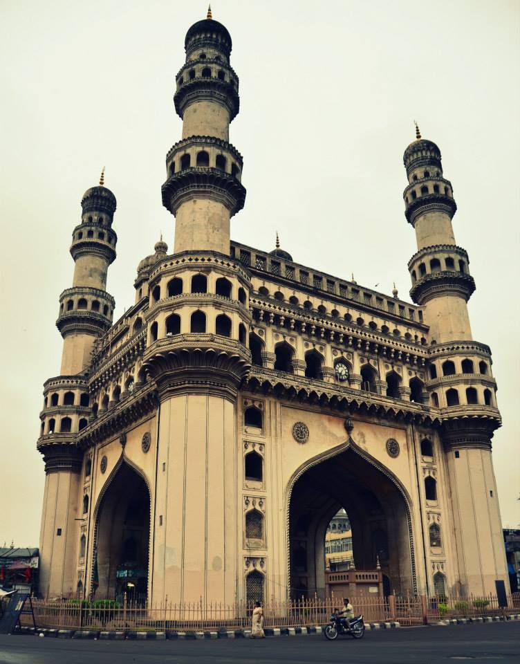 heritage walk in Hyderabad-1