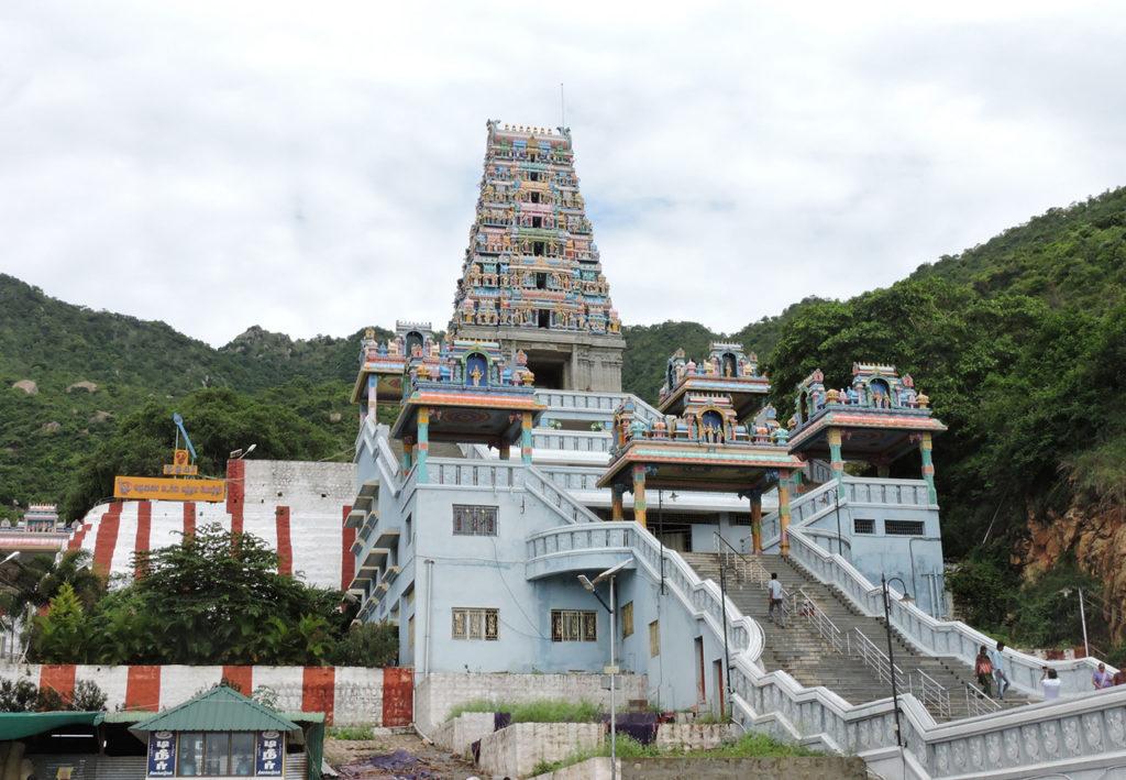 Tamilnadu-tourist-places-Marudhamalai-Murugan-Temple,Coimbatore