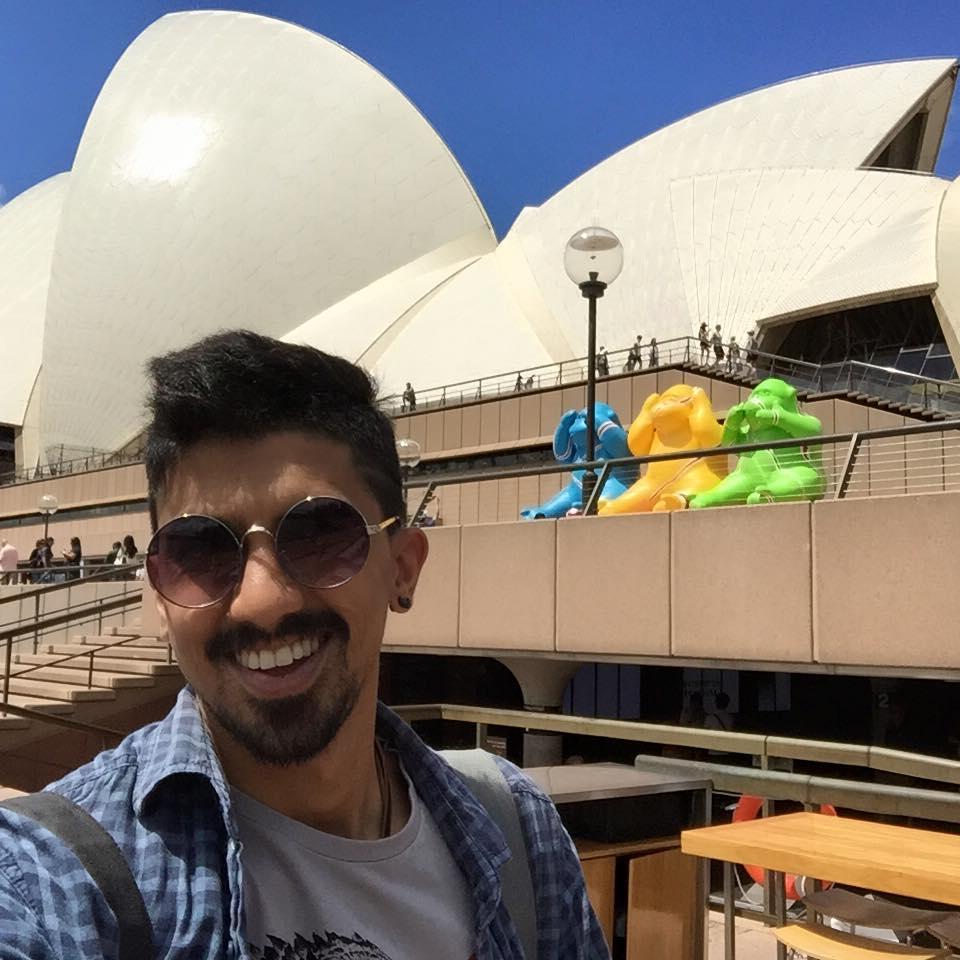 Scintillating Sydney
