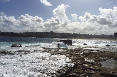 Bondi Australia magnificent view