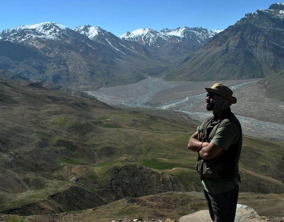 Abhishek Ghoshal-Himalayas