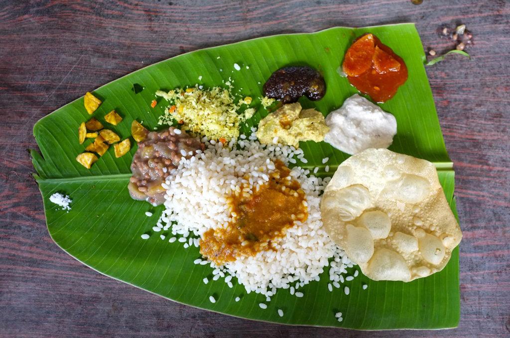 Kerala-Culture-sadya
