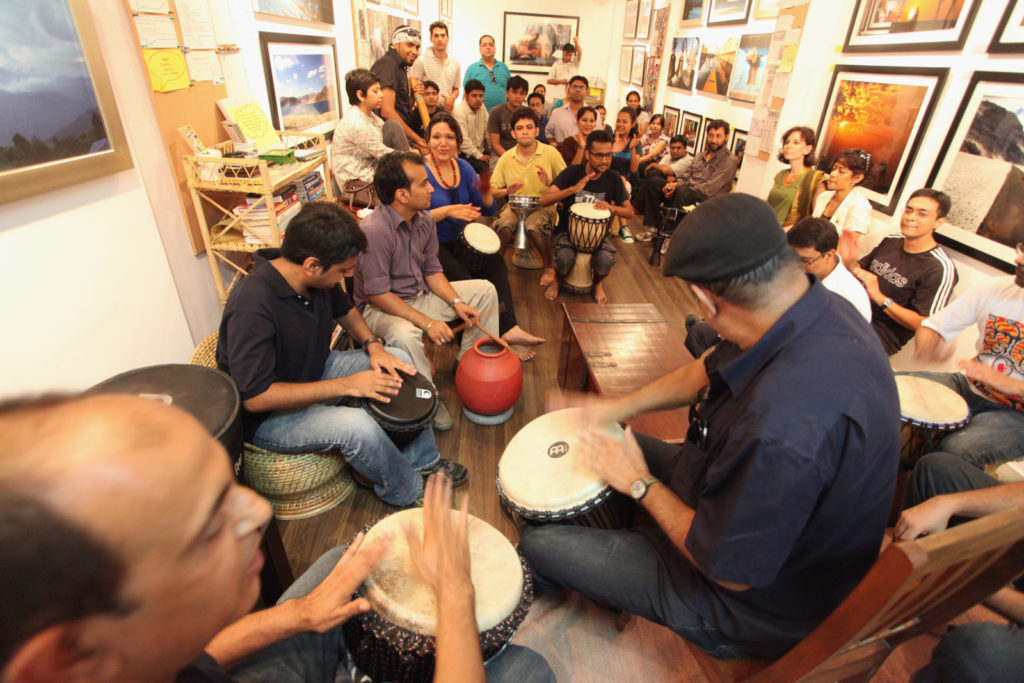 Placeses to connect with Delhi Art and Culture