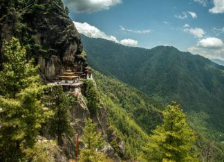 Road-Trips-from-India-Taktsang-Monastery-Bhutan