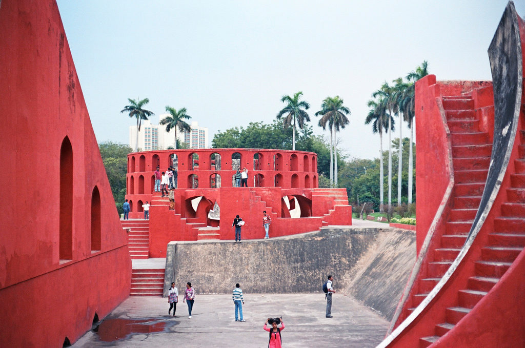 places-to-see-in-Delhi-Jantar-Mantar