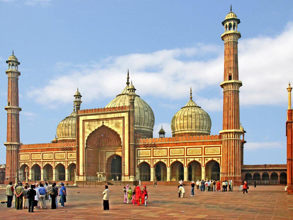 Delhi Culture: Jamia Masjid