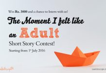 Write Short Story on Adulthood