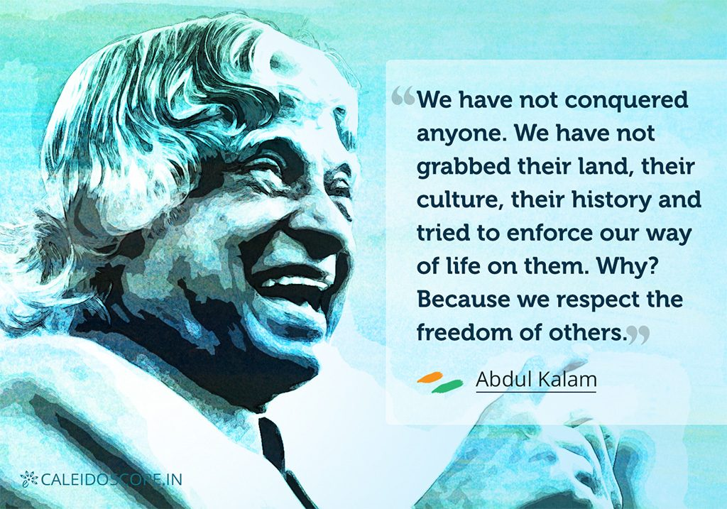 Heart Warming Speeches by Indians - Abdul Kalam
