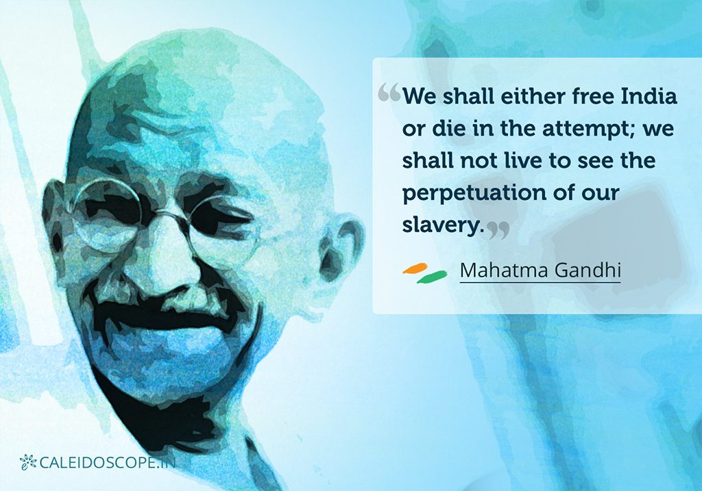 Heart Warming Speeches by Indians - Mahatma Gandhi