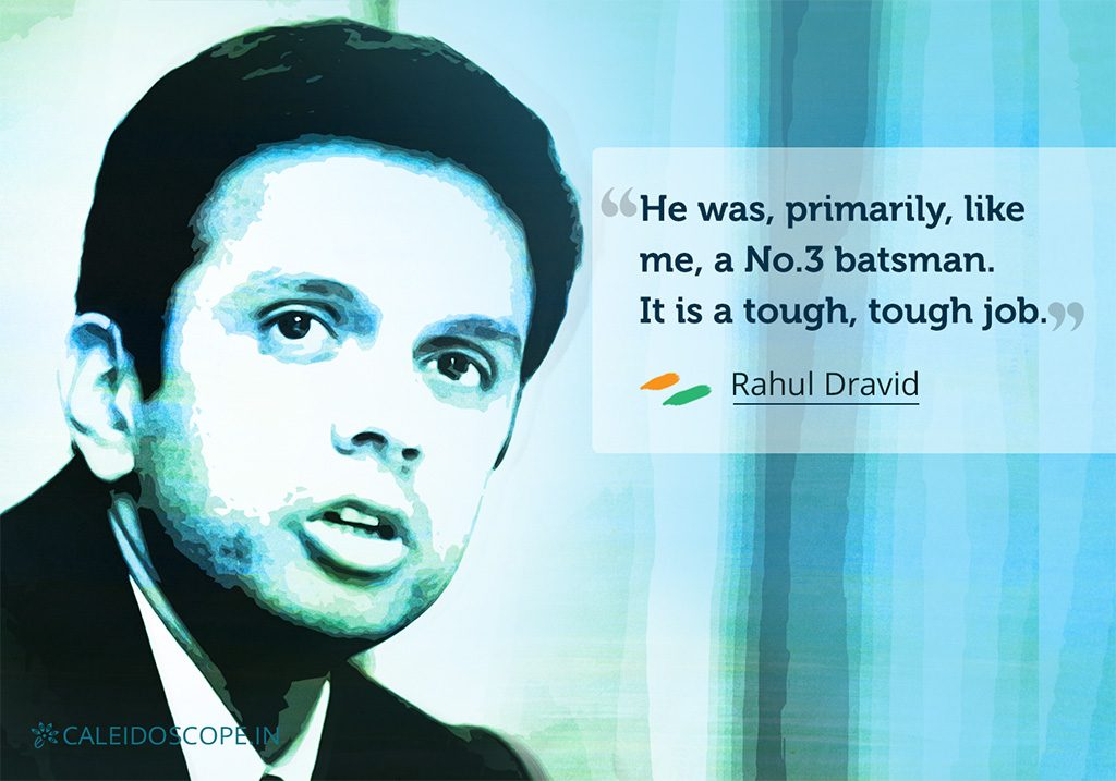 Heart Warming Speeches by Indians - Rahul Dravid