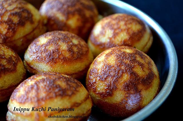Bangalore-Regional-Cuisine-Sweet-Paniyaram