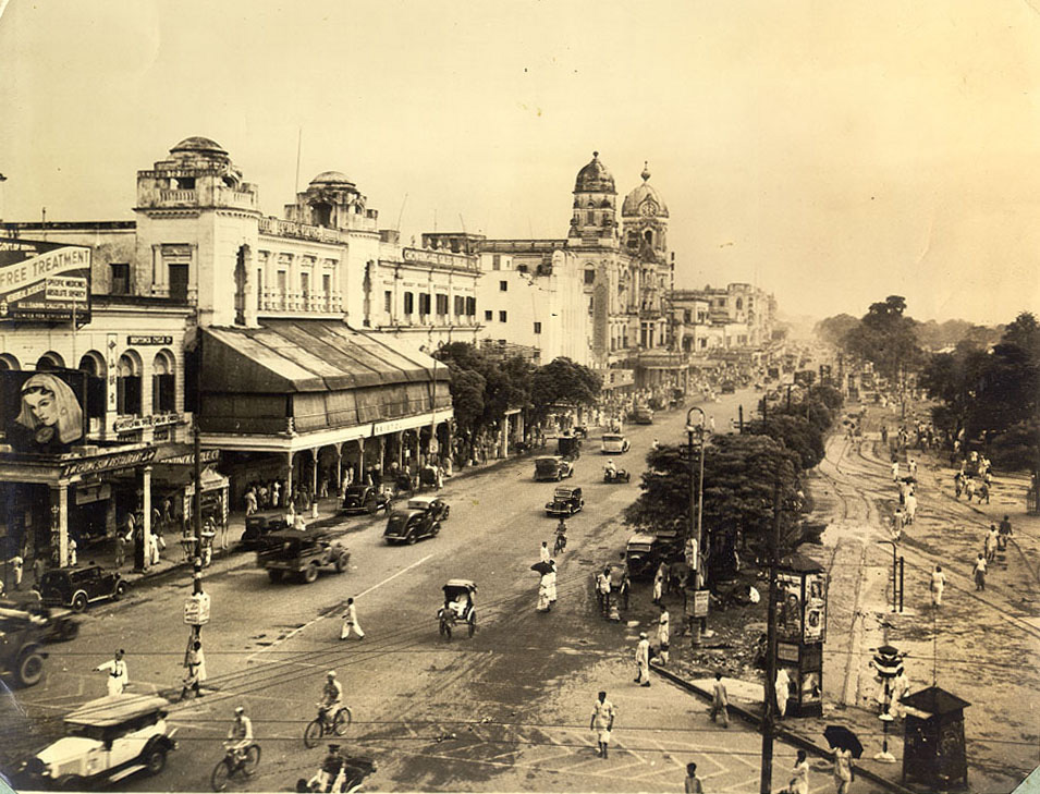 Great-Houses-of-Calcutta-Chowringhee-Square
