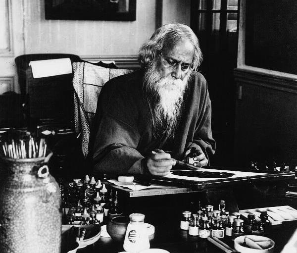 Rabindranath-Tagore