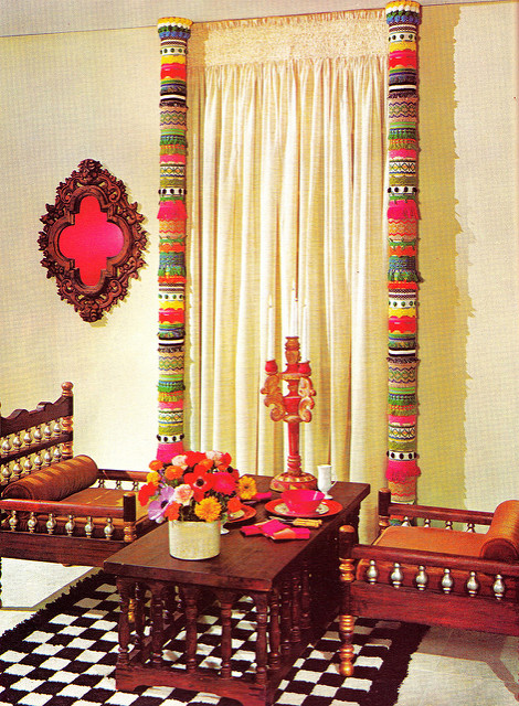 Indian ethnic home decor