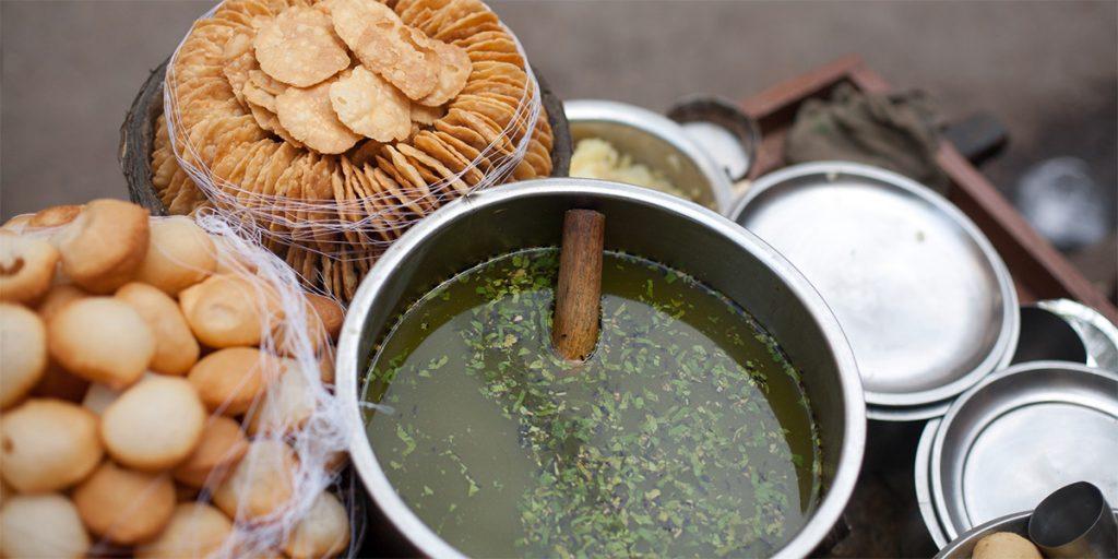 Netaji-Golgappe-waaley-Mehrauli