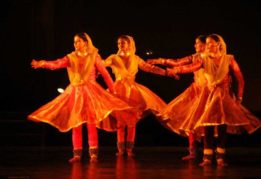 Up Culture Kathak Dancers