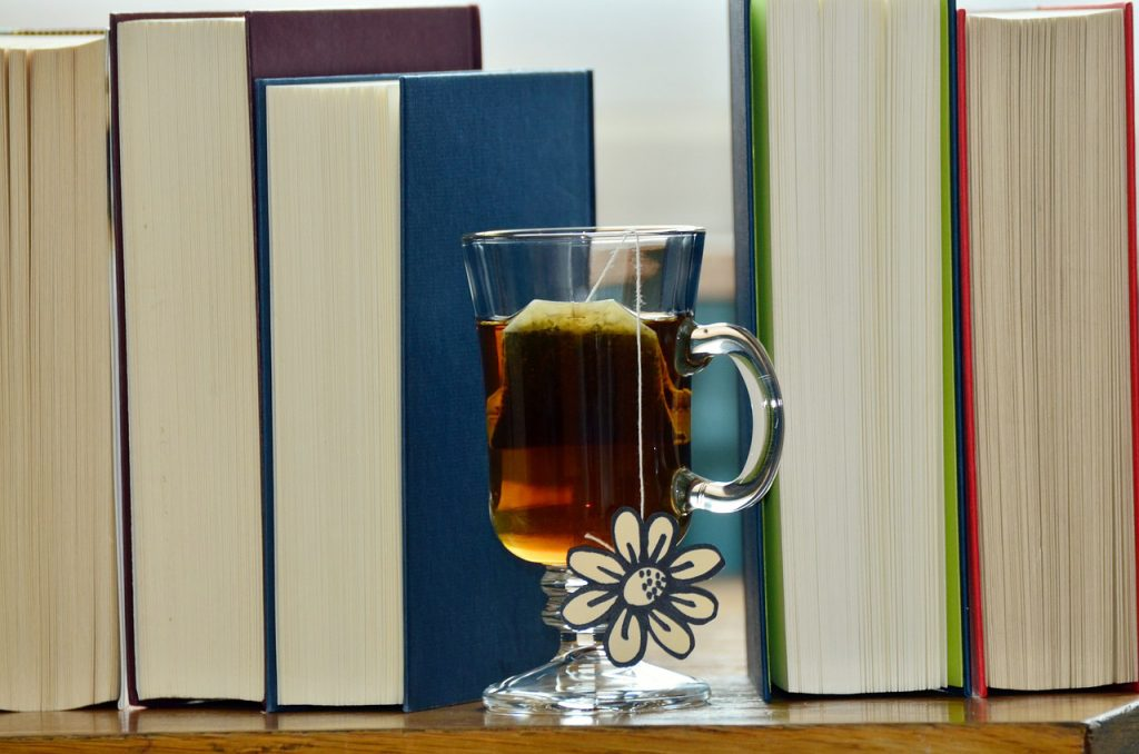 tea-and-book
