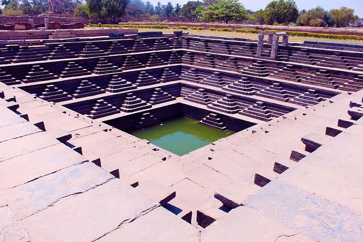 Hampi Pushkarani