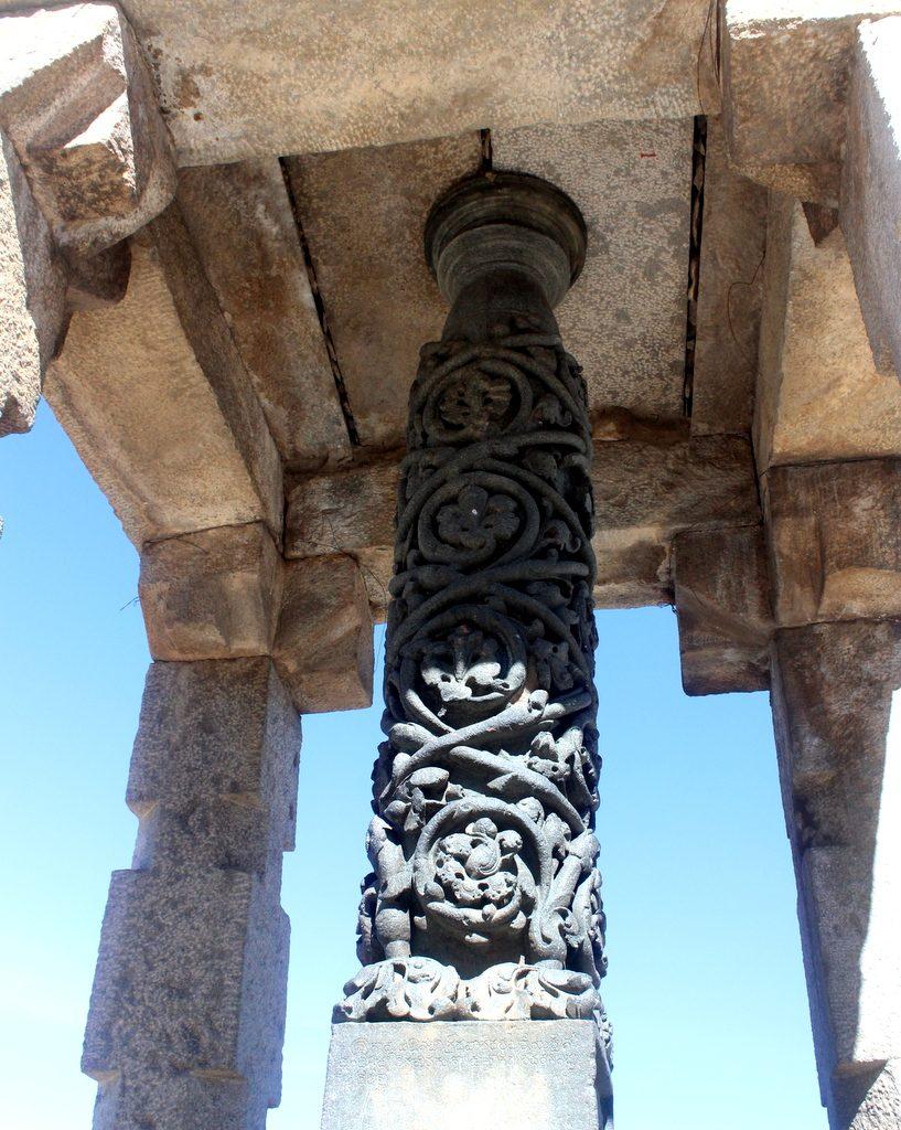 Shravanabelagola Tyagada Kamba