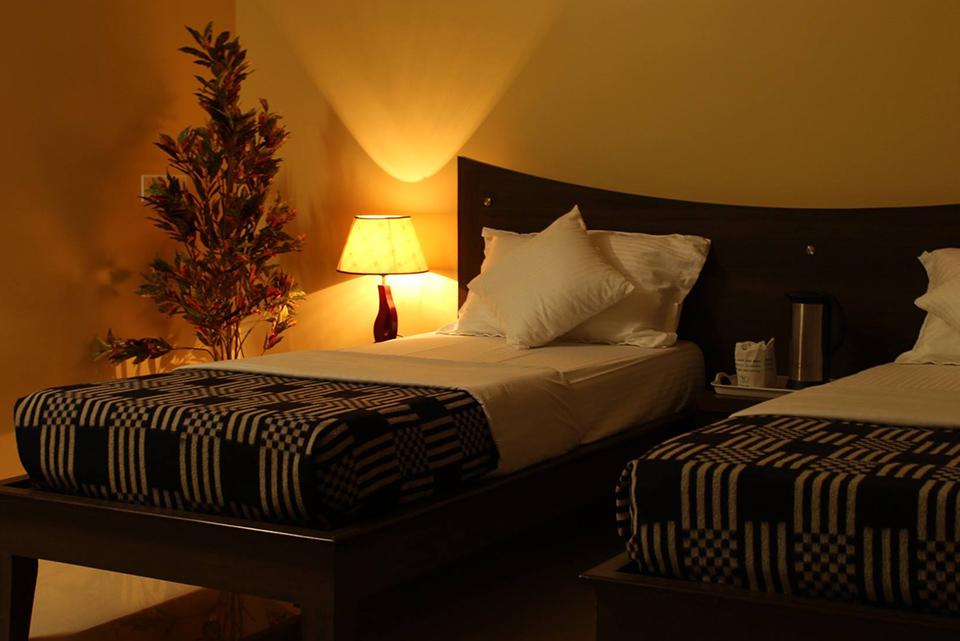 Accommodation at Tadoba Andhari Tiger Safari - Image Tigers Heaven Resort