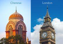 Chennai-&-London-common-things