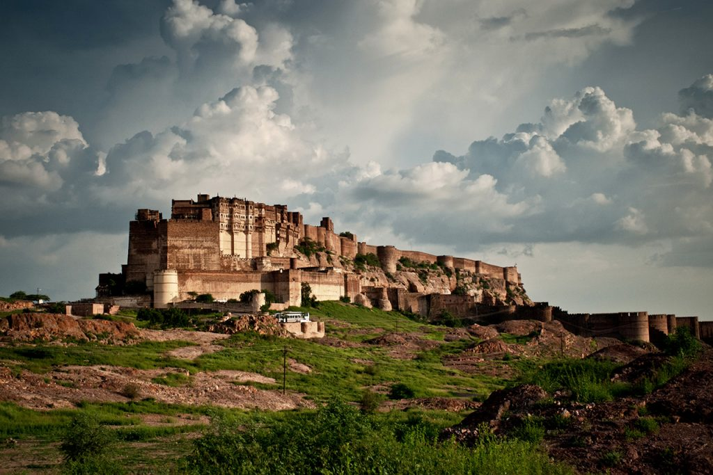 Forts to visit in Rajasthan
