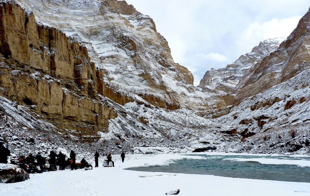 The Trans Zanskar Trek