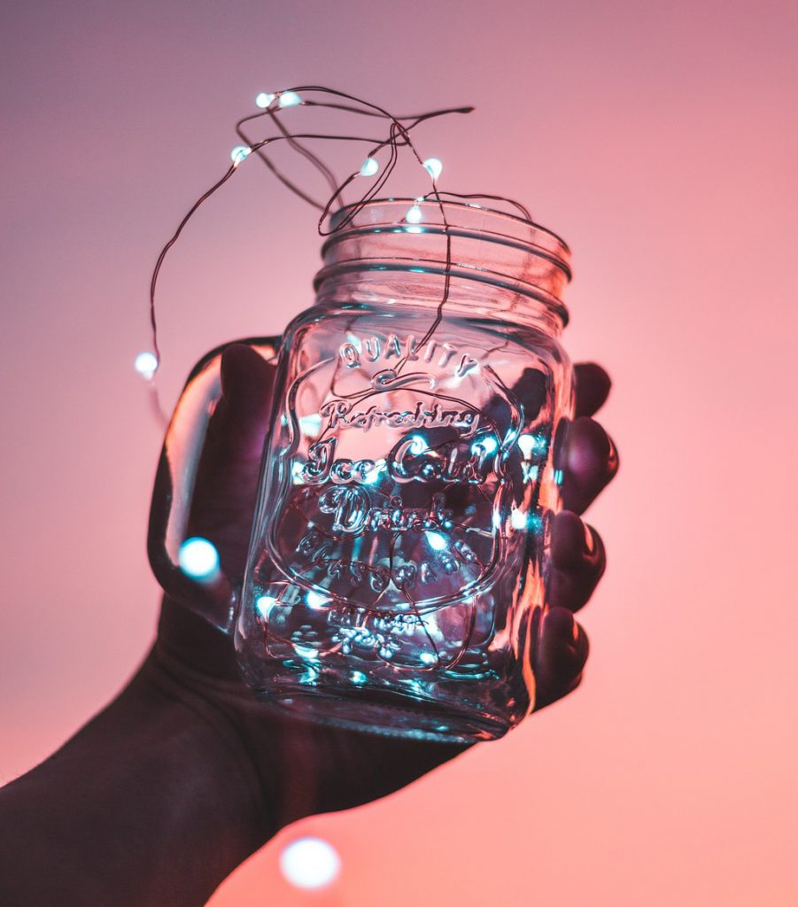DIY-Interior-Decor-Glass Jar