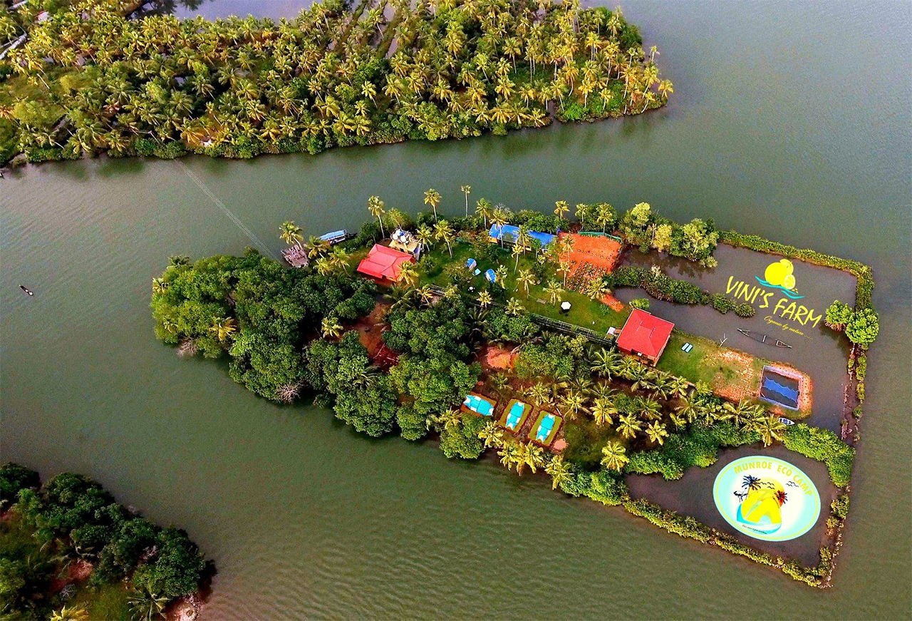 Vini's Farm: Own an Island/An Island to yourself