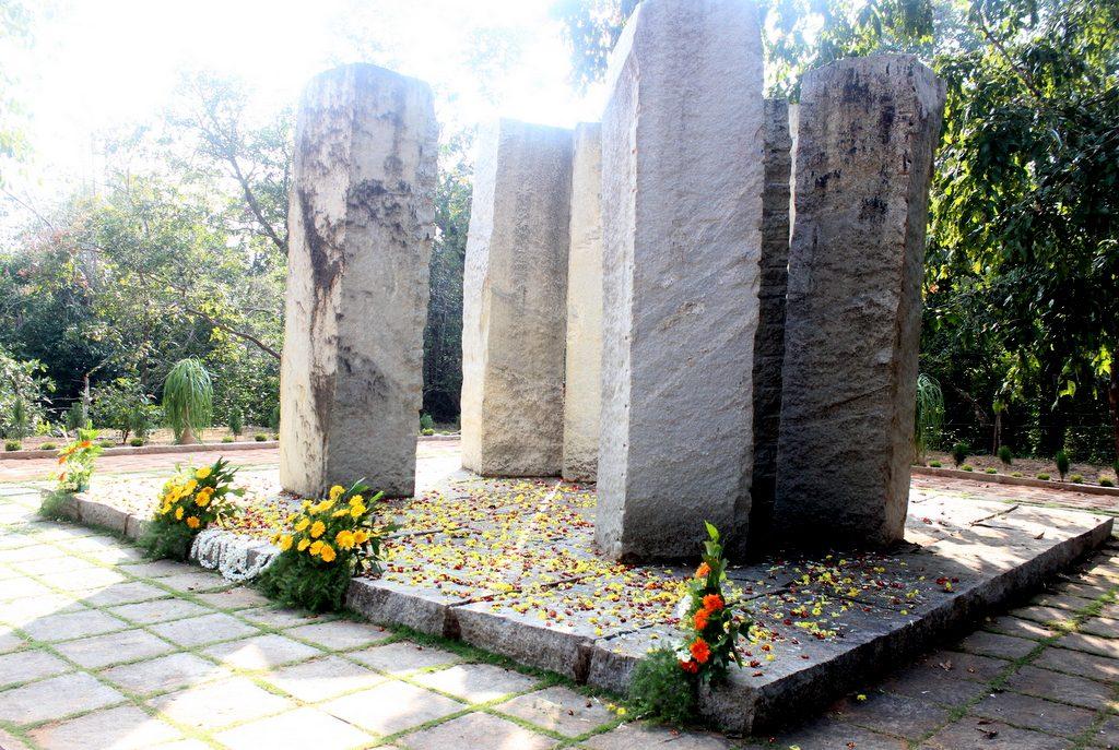 Kuppali-Poochanthe memorial
