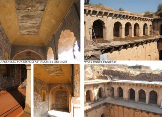 Crafts'-Haat-at-Neemrana-Fort-Palace