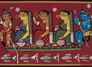 Jamini-Roy-Folk-Art