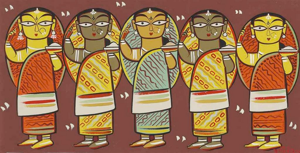 Jamini-Roy-Modern-Folk-Art