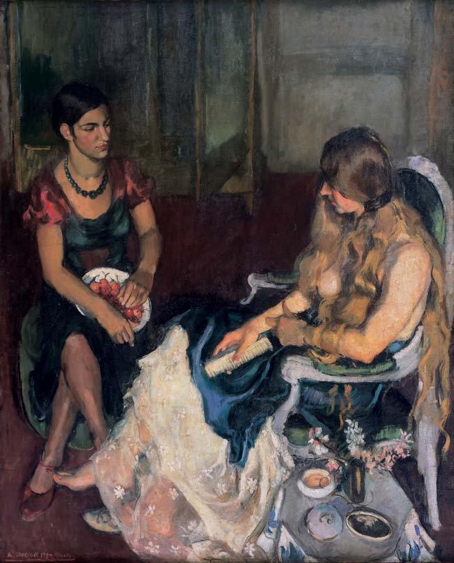 "Amrita-Sher-Gil-Really-the-""Frida-Kahlo-of-India-2"