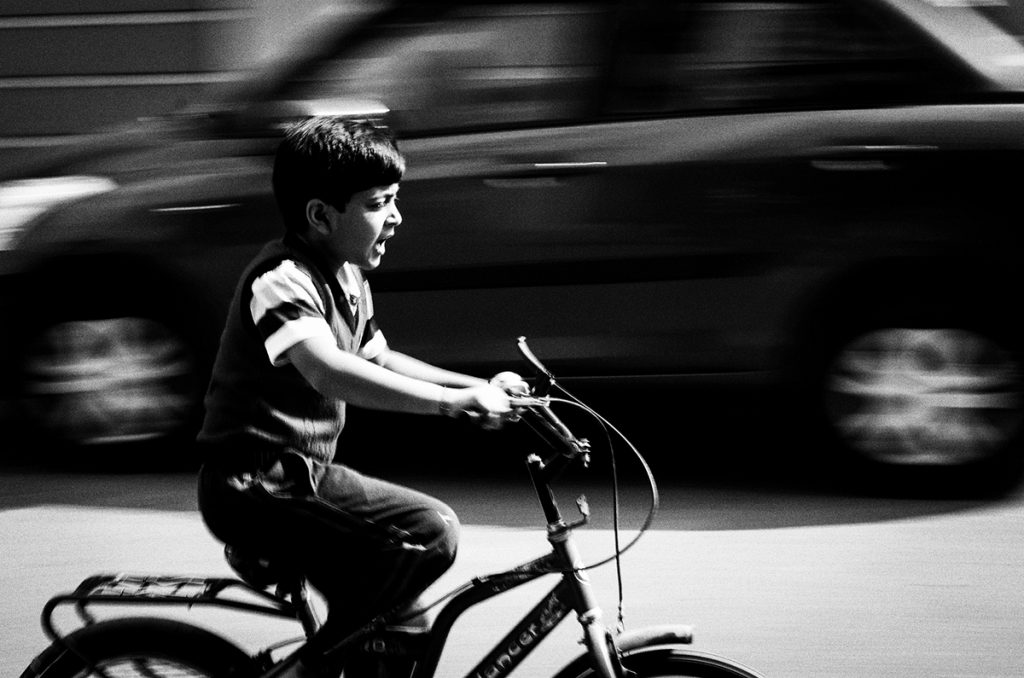 Bicycle-Kid