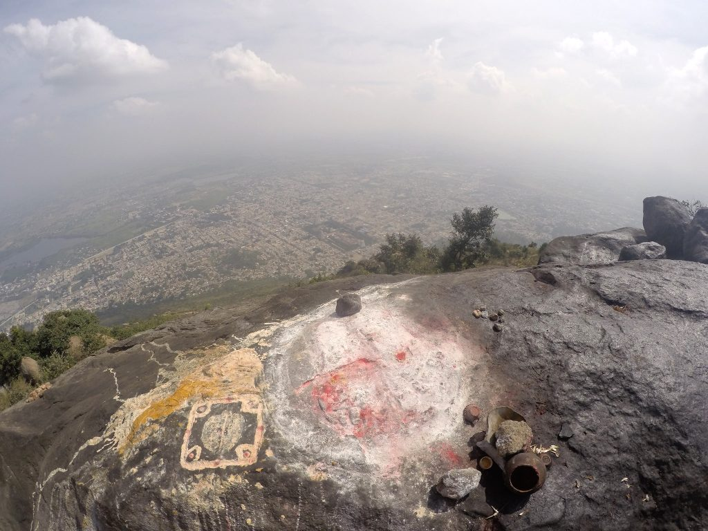 Summit of Arunachala
