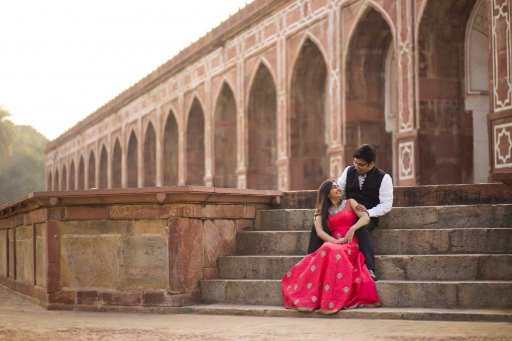 Top-Pre-Wedding-Photo-Shoot-locations-in-India-Delhi