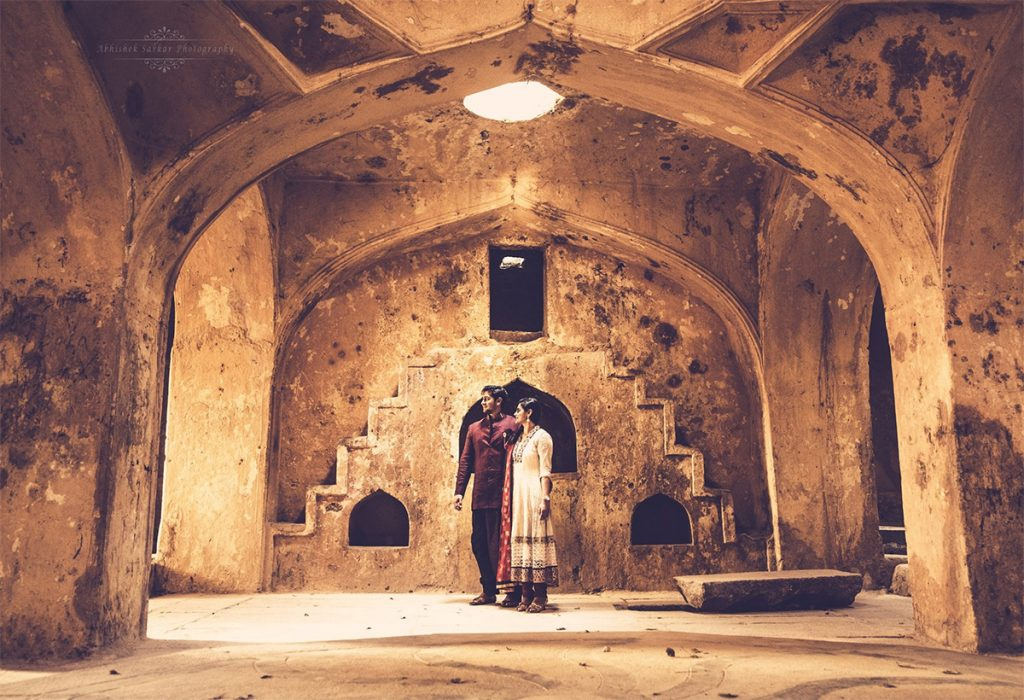 Top-Pre-Wedding-Photo-Shoot-locations-in-India-Hyderabad